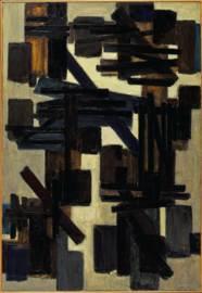 Pierre Soulages (b. 1919)